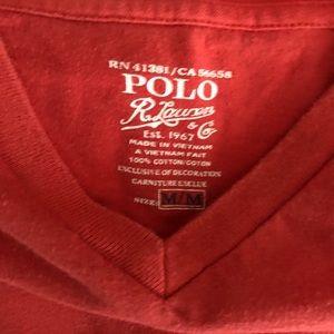 2 Men's Polo T shirts